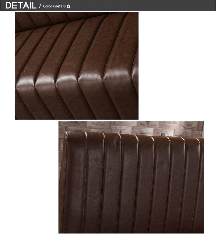 ShengYang Brand back contemporary booth seating for sale commercial dining