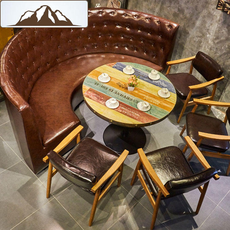 ShengYang booth dining table indoor dessert reception