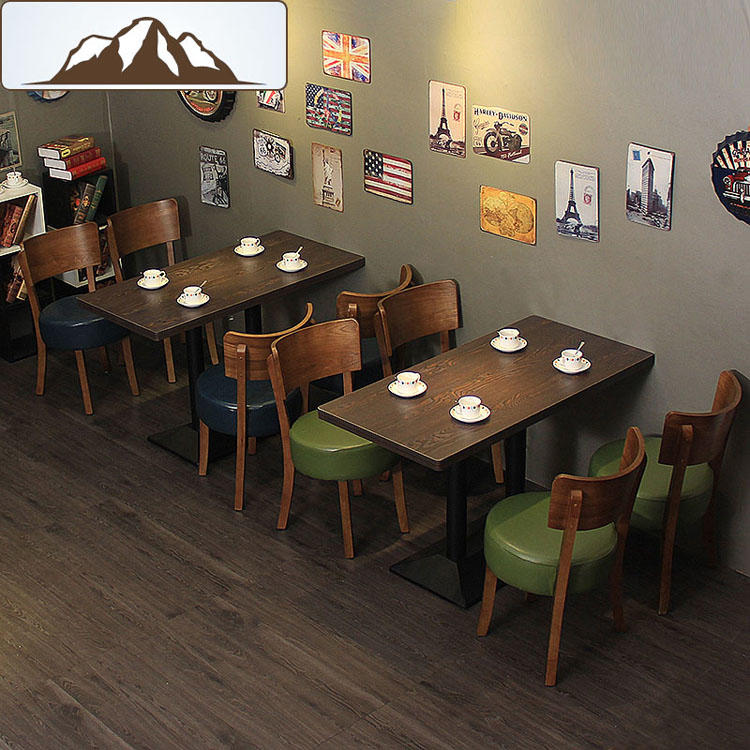 Hot booth dining table windsor furniture furnishing ShengYang