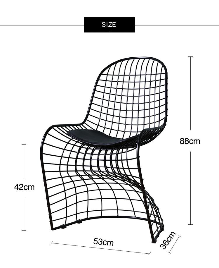 metal farm chairs