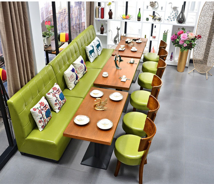 modern restaurant booths