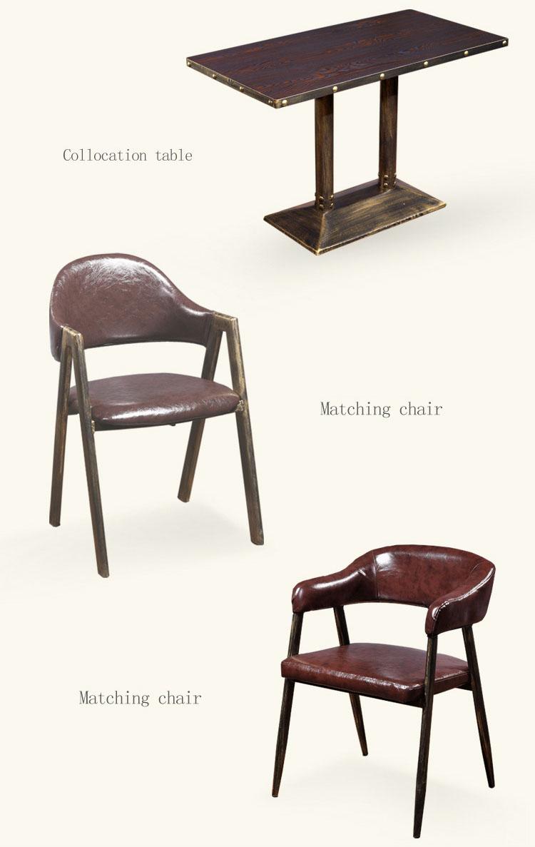 vintage restaurant furniture