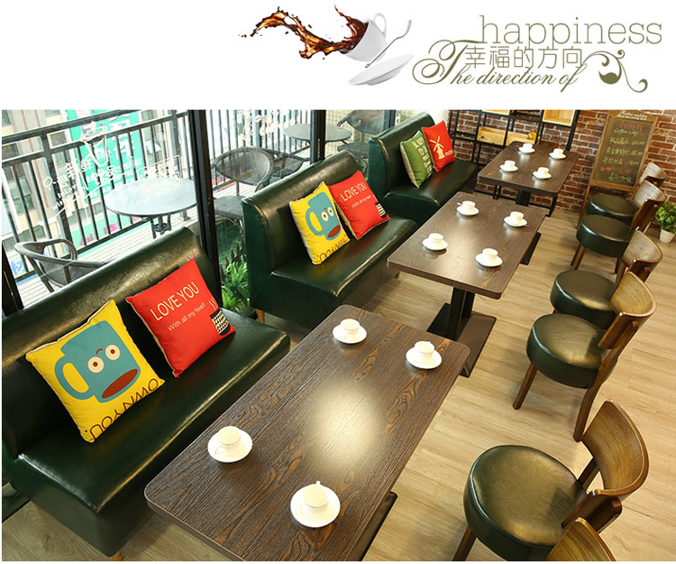 tables & chairs for coffee shop