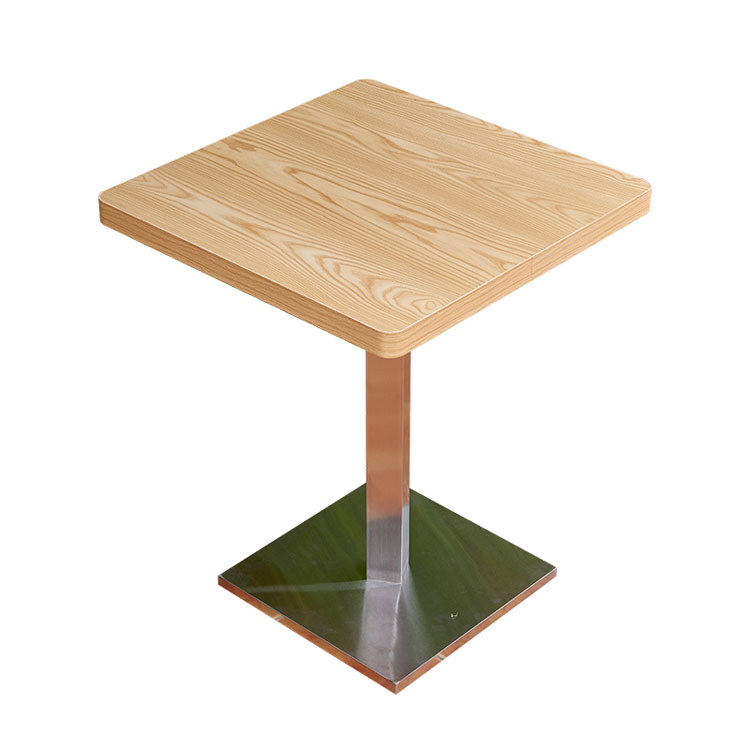 square restaurant tables