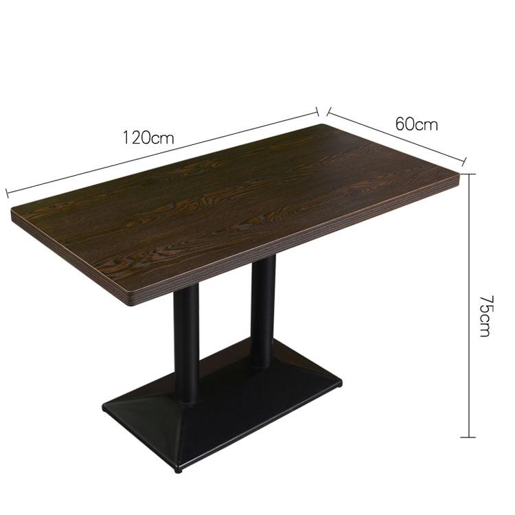 restaurant dining room tables