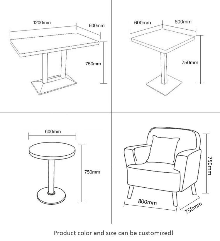 restaurant furniture for sale