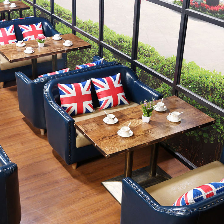 padded benches for dining tables