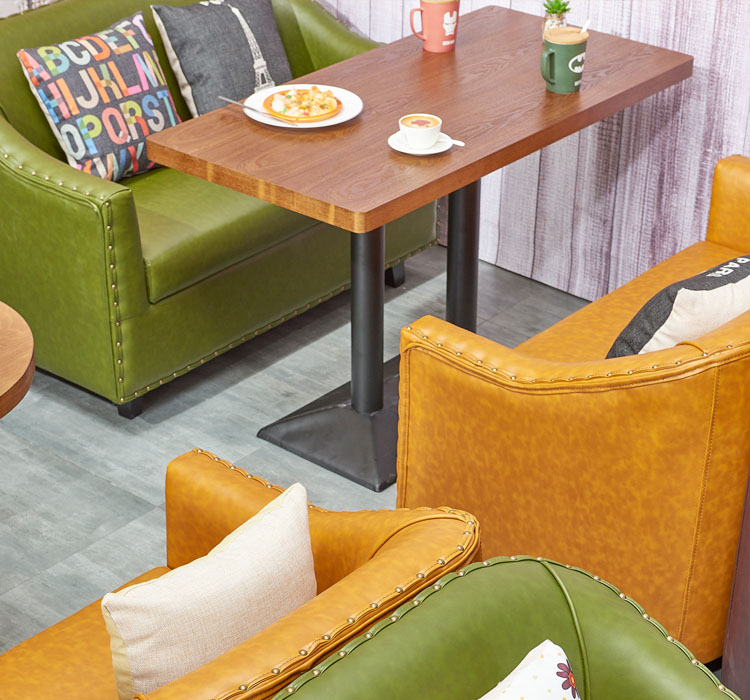 restaurant buffet table