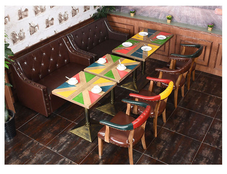 kitchen table with settee