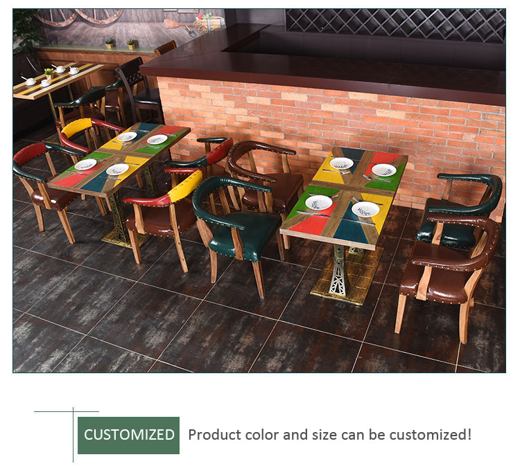 restaurant chair and table suppliers