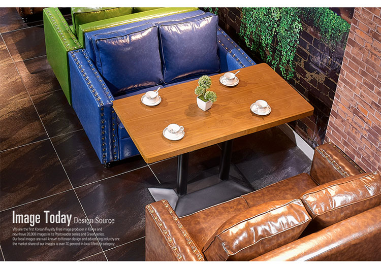 sofa and dining set