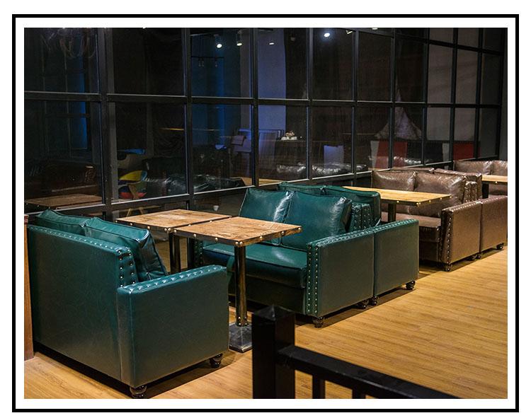 corner dining settee