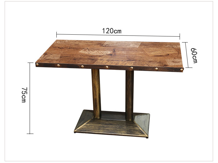 restaurant long tables