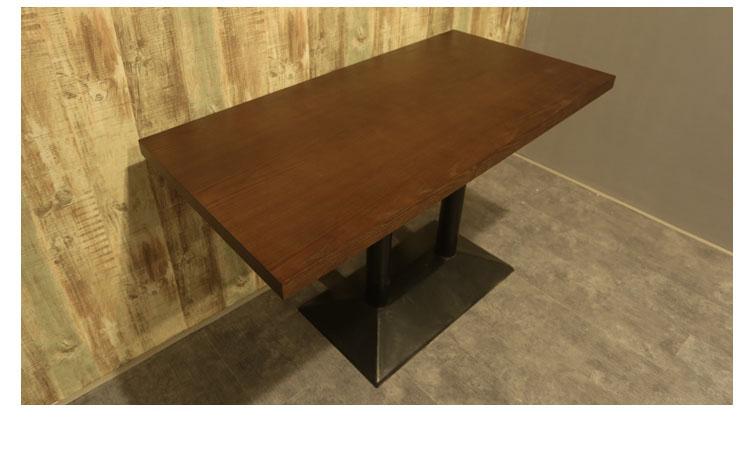 restaurant wood tables wholesale
