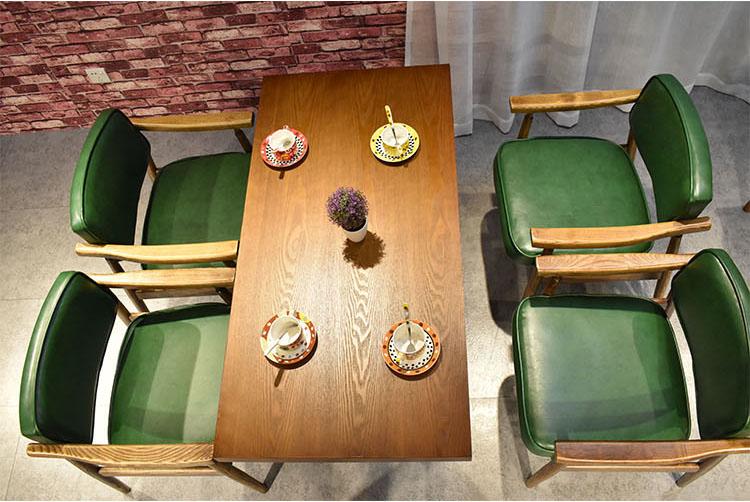 table chair restaurant