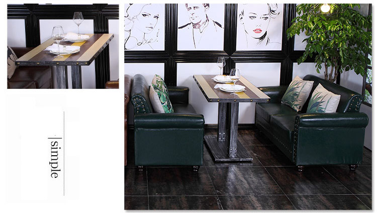 banquette dining set