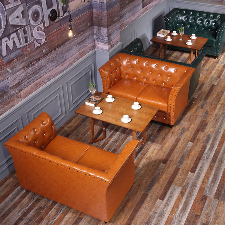 banquette sofa seating
