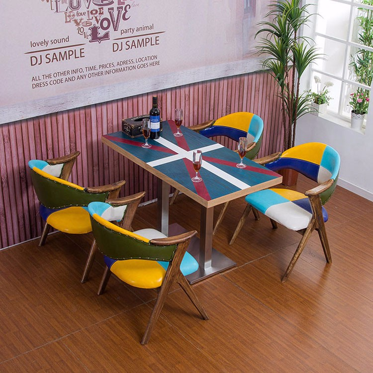 4 seater restaurant tables