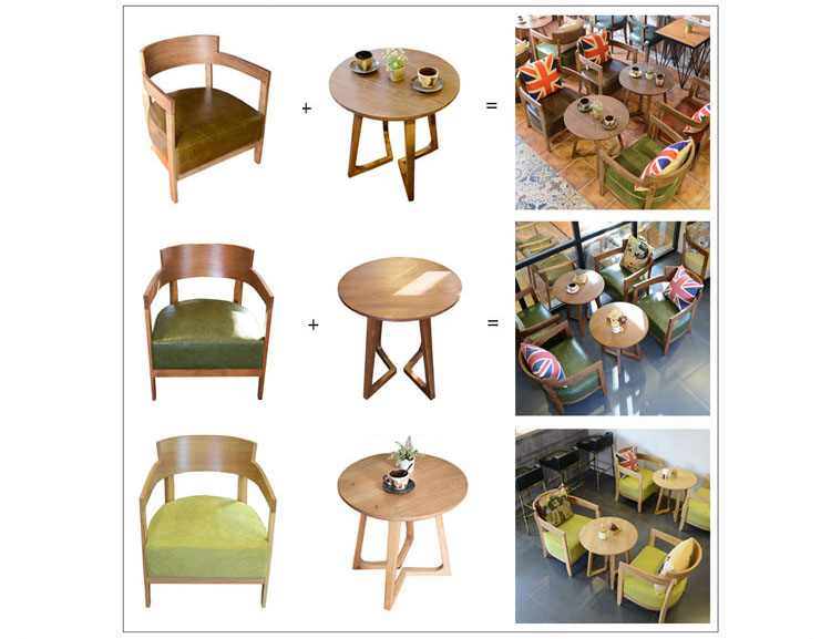 cafe chairs and stools
