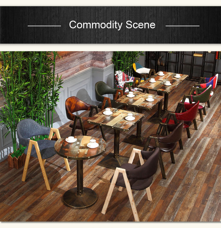table chair for restaurant