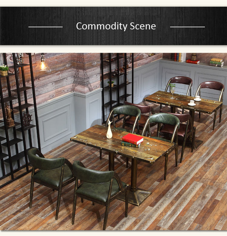 table and chair design for restaurant