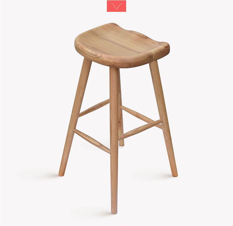 wood counter stools