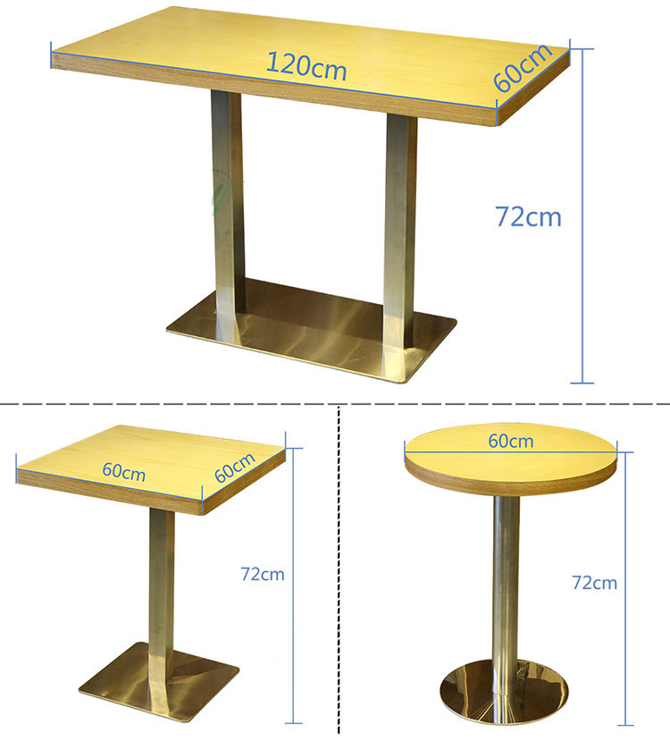 commercial pub tables