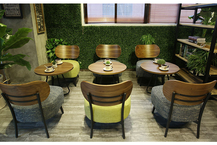 restaurant style chairs