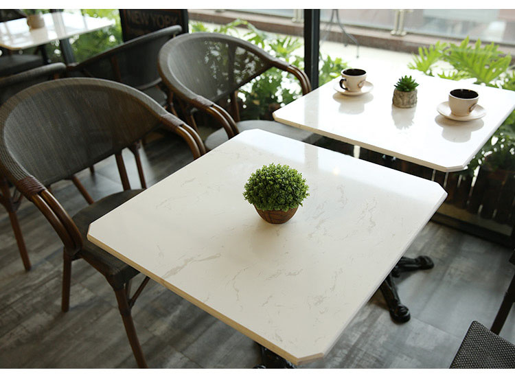 cool restaurant tables