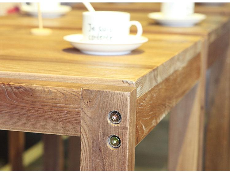 fancy restaurant table
