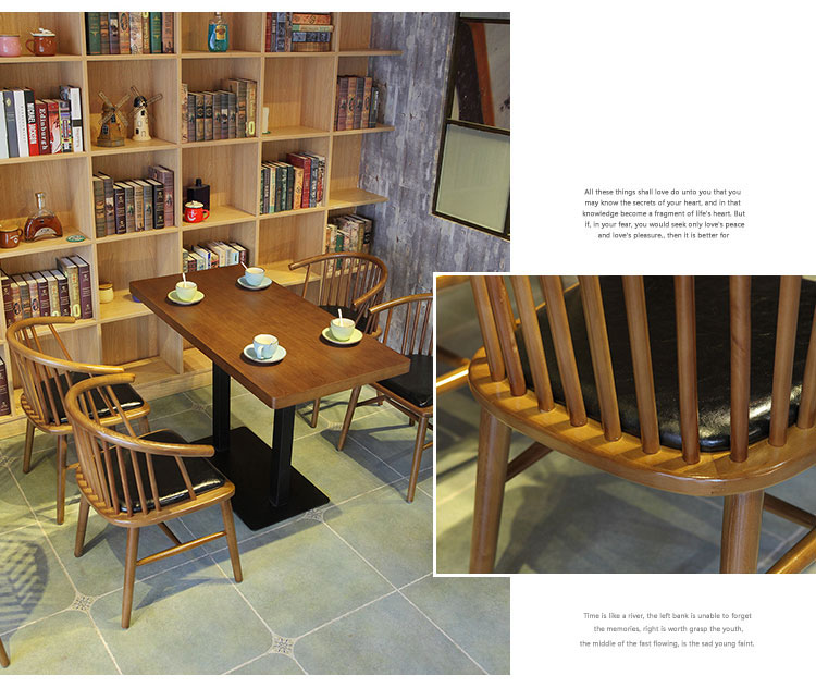 comfortable restaurant chairs