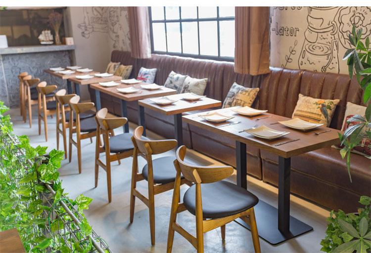 elegant restaurant furniture