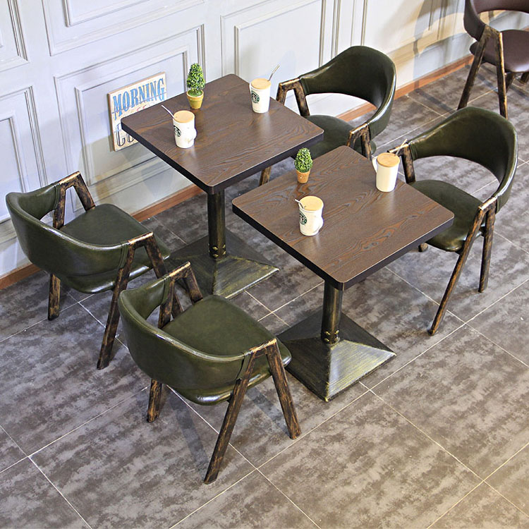cafe bar table and chairs