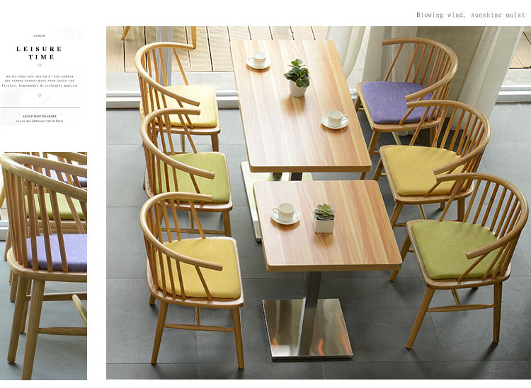 commercial coffee shop furniture