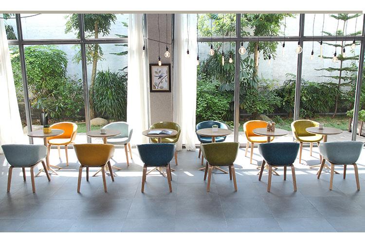 retro coffee shop furniture