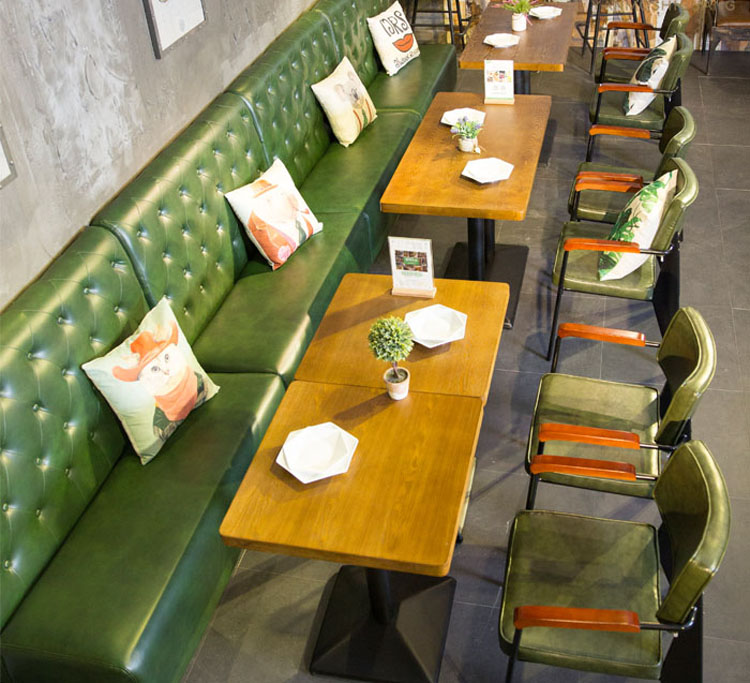 long banquette seating