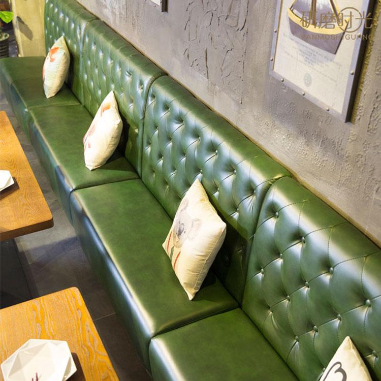 luxury restaurant booths