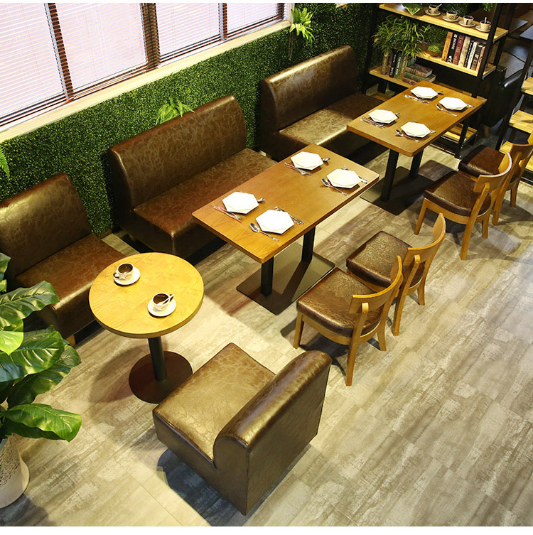 cafe style bench seating