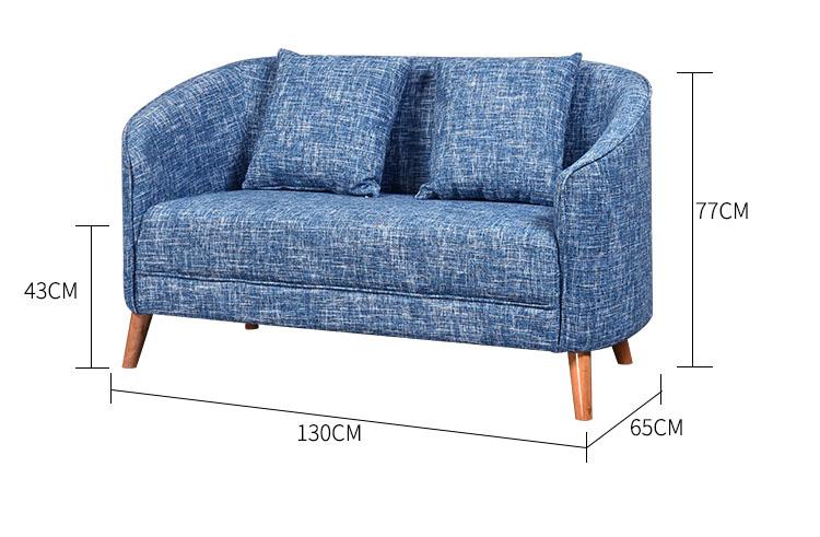 designer fabric sofas