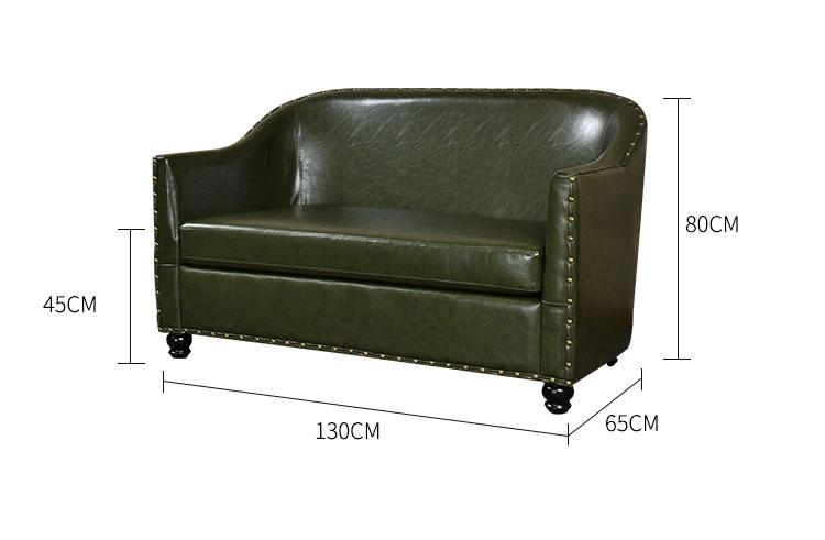 custom built couches