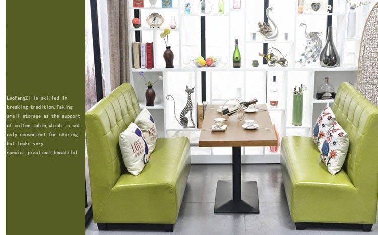wood dessert commercial ShengYang furniture