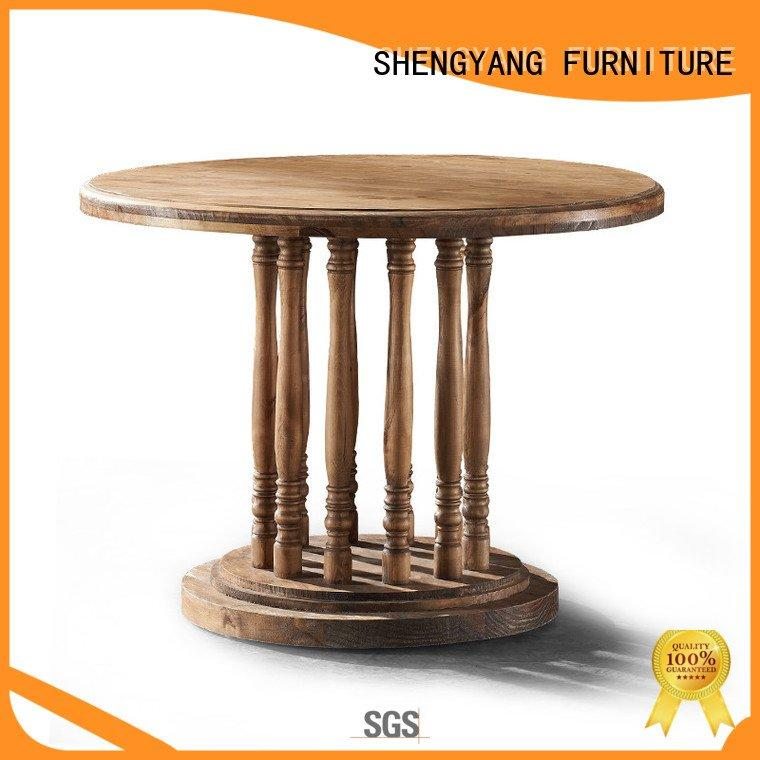 industrial dining table square industrial table village
