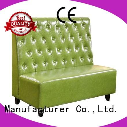Concise Restaurant Furniture High Back Booth Sofa Seat SE001~1