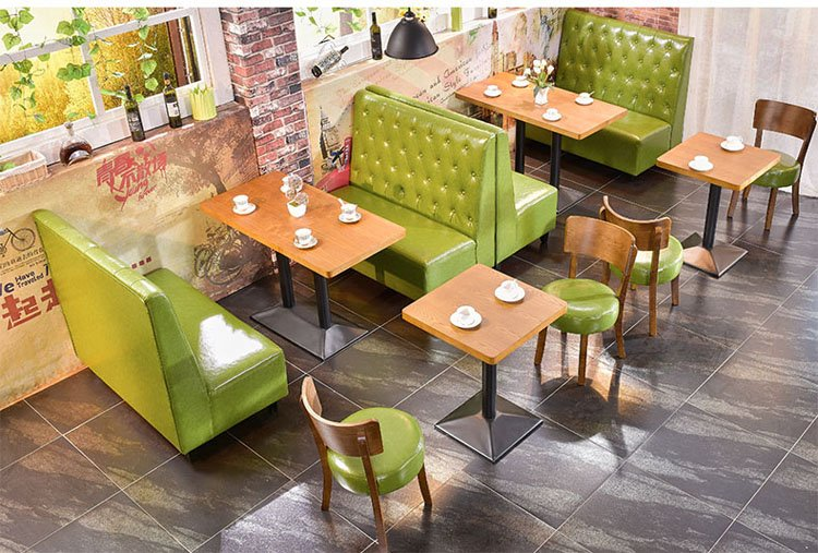 restaurant booth furniture