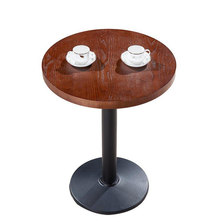 ShengYang shop furniture retro booth dining table coffee