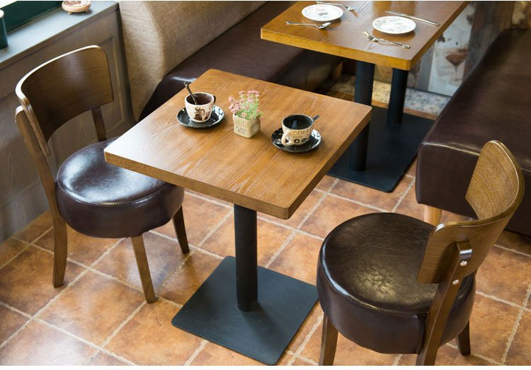 pub table and chairs