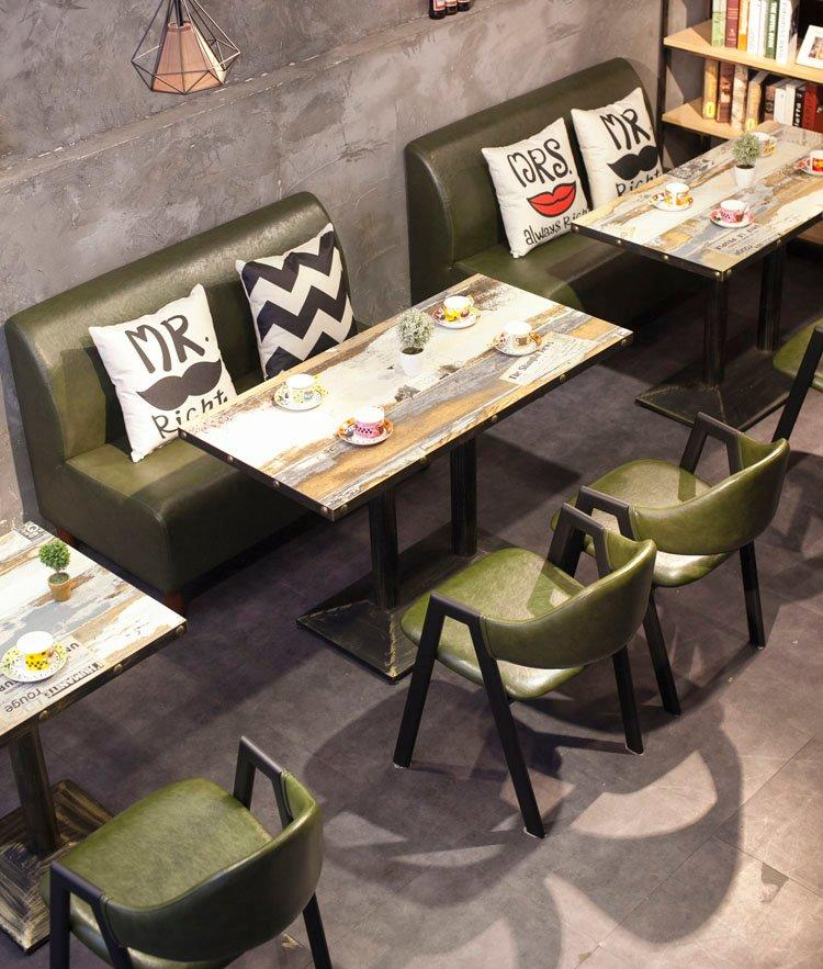 double bench furniture restaurant ShengYang