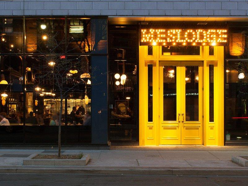 Weslodge restaurant from Toronto