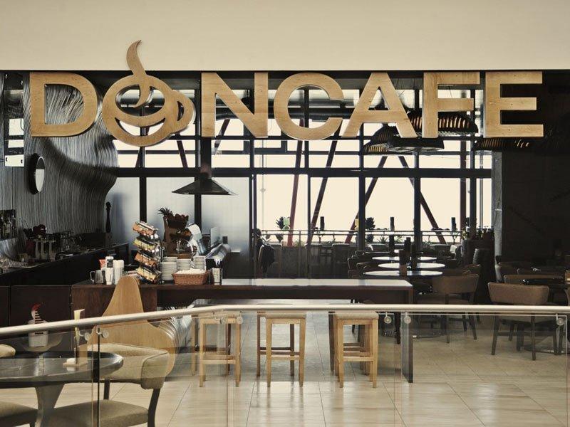 Don Café from Pristina, kosovo