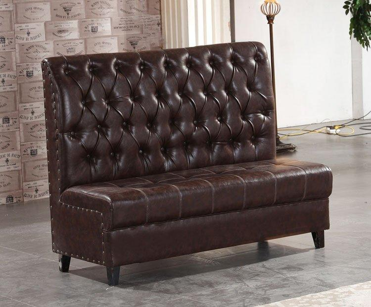 concise fast restaurant ShengYang sofa